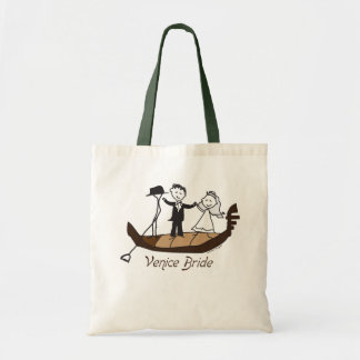 Venice Italy Bride totebag Tote Bag