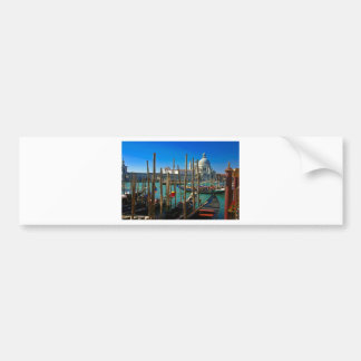 Venice Italy Bumper Sticker