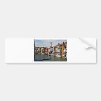 venice, italy bumper stickers