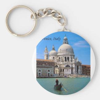 Venice, Italy (by St.K.) Key Ring
