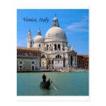 Venice, Italy (by St.K.) Postcard