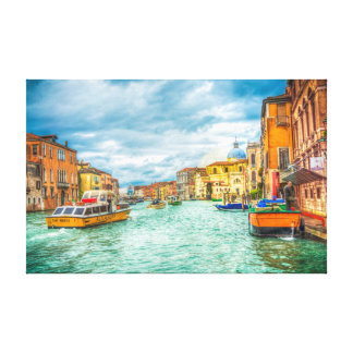 Venice, Italy Gallery Wrap Canvas