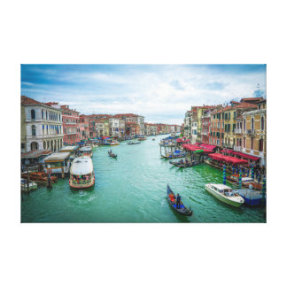 Venice, Italy Gallery Wrapped Canvas