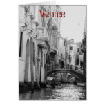 Venice, Italy Greeting Card