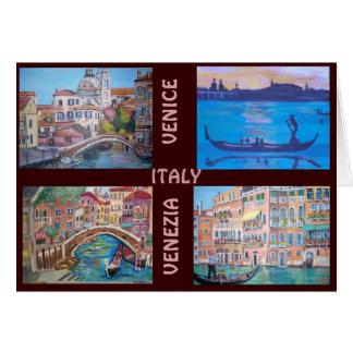 Venice, Italy - Greeting Card