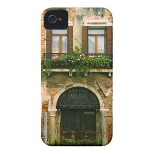 Venice, Italy House Facade for Blackberry Bold Blackberry Cases