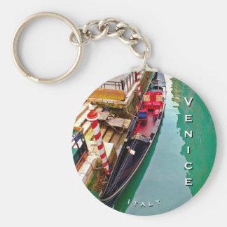 Venice, Italy (IT) - Gondola Station Key Ring