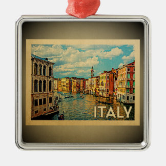 Venice Italy Ornament Vintage Travel