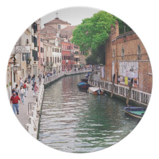 Venice, Italy Plate