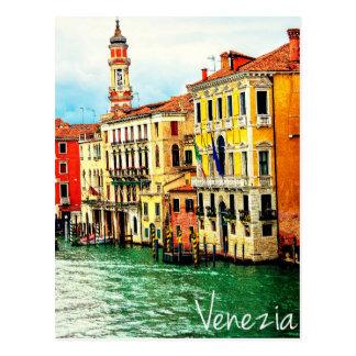 Venice - Italy Postcard