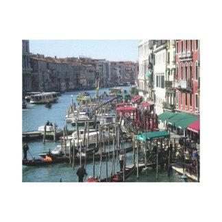 Venice Italy Print Canvas Canvas Print