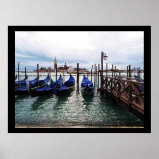 Venice, Italy - Scenic Photograph  POSTER