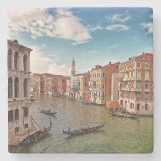 Venice, Italy Stone Coaster