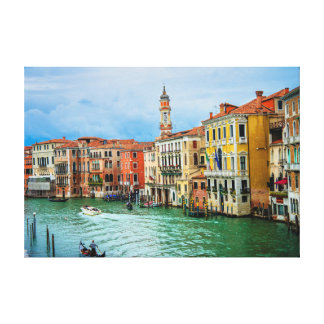Venice, Italy Stretched Canvas Prints