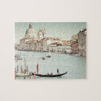 Venice, Italy | The Grand Canal Jigsaw Puzzle