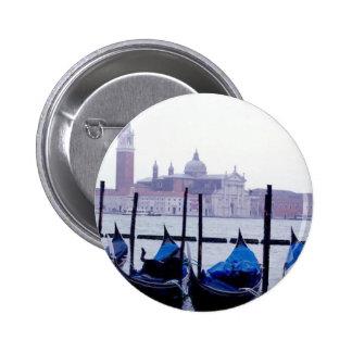 Venice Italy Travel 6 Cm Round Badge