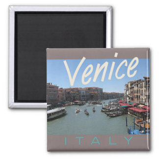 Venice Italy Travel Photo Souvenir Fridge Magnet