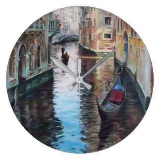 Venice Large Clock