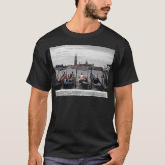 Venice Mens Black T-Shirt
