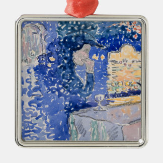 Venice Night of the Festival of the Redeemer Christmas Ornament