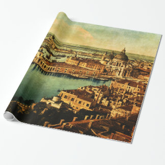 Venice Observed Wrapping Paper