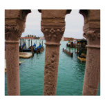 VENICE photograph POSTER