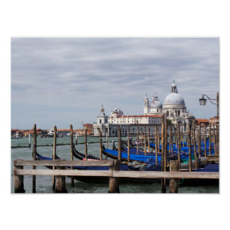Venice photography poster