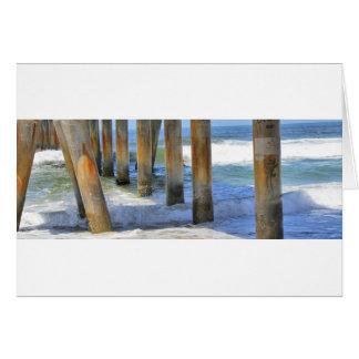 Venice pier card