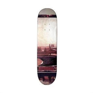 venice pink ocean park board skateboard