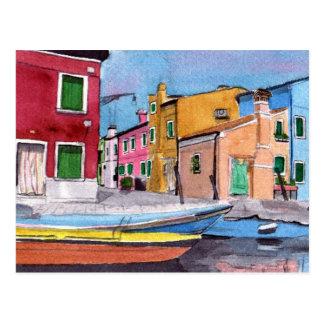 Venice Postcards