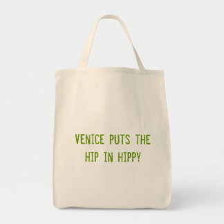 Venice puts the hip in hippy bag