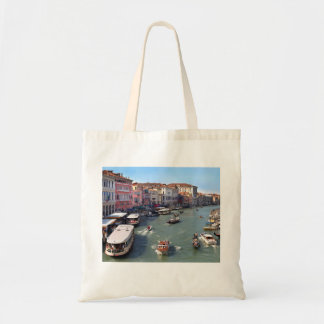 VENICE RIALTO BRIDGE VIEW TOTE BAG