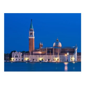 Venice - San Giorgio Maggiore postcard