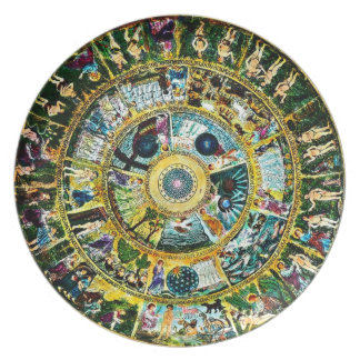 Venice San Marco Mosaic Plate