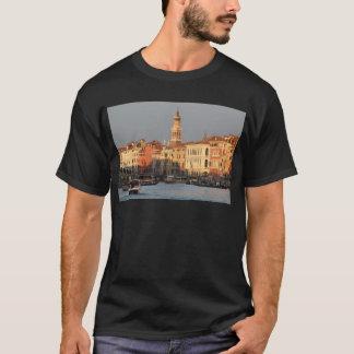 Venice Sunset at the Rialtro Bridge T-Shirt
