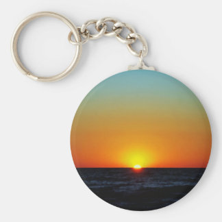 Venice Sunset Key Ring