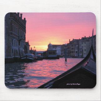 Venice Sunset Mouse Mat