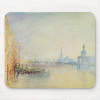 Venice, The Mouth of the Grand Canal, c.1840 (w/c Mouse Mat