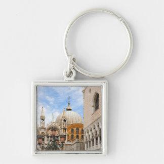 Venice Veneto Italy - Birds are perched on a Key Chain