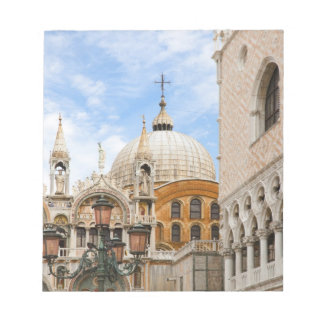 Venice, Veneto, Italy - Birds are perched on a Notepad