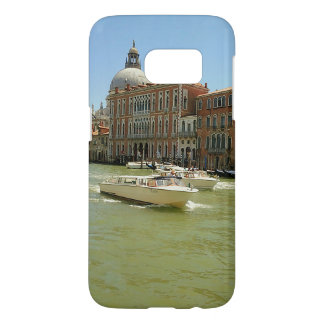 Venice Water Taxis Samsung Case