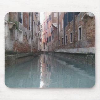 Venician Canal Mouse Pad