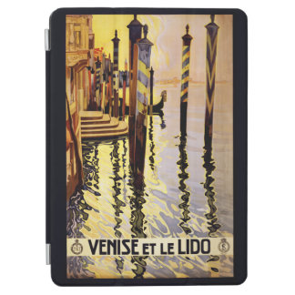 """""""Venise et le Lido"""" Italy device covers iPad Air Cover"""
