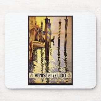 Venise et le Lido Mouse Pad