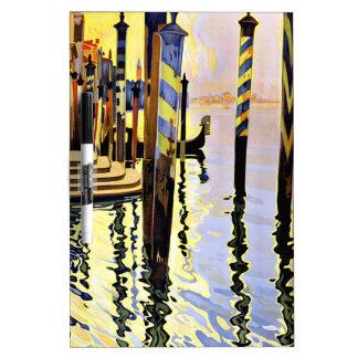 Venise et le Lido Venice Italy Dry Erase Whiteboards