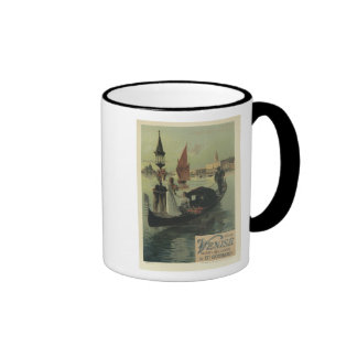 Venise, F Hugo D' Alesi Ringer Mug