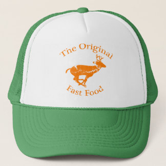 Venison: The Original Fast Food Trucker Hat