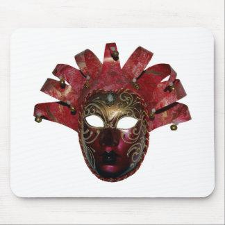venitien mask mouse pad