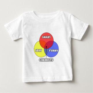 Venn Diagram .. Chemists T-shirt