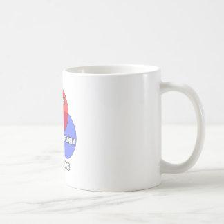 Venn Diagram .. Opticians Basic White Mug